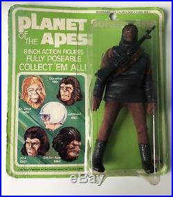 Vintage Mego 70s Planet Of The Apes Soldier Ape Figure