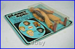 Vintage Mego 8 Planet of the Apes Alan Verdon MOSC 1967