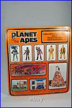 Vintage Mego 8 Planet of the Apes Peter Burke MOSC 1967