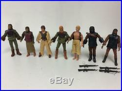 Vintage Mego Planet Of The Apes Figure Lot