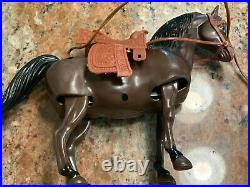 Vintage Mego Planet Of The Apes Horse