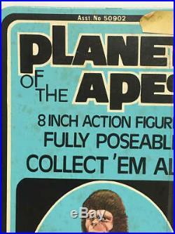 Vintage Mego Planet Of The Apes Peter Burke & Alan Verdon Moc Figure Lot