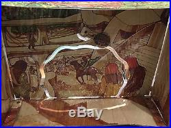 Vintage Mego Planet of The Apes The Village Boxed Rare 1967