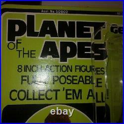 Vintage Mego Planet of the Apes Action Figure General Urso Original w Orig Card