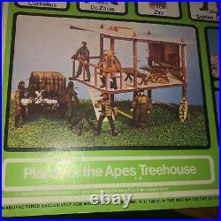 Vintage Mego Planet of the Apes Action Figure Soldier Ape Original w Orig Card