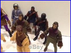 Vintage Mego Planet of the Apes Lot complete set