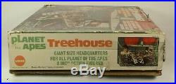 Vintage Mego Planet of the Apes Tree House With Box 1967