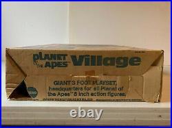 Vintage Mego Planet of the Apes Village