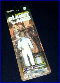 Vintage PLANET OF THE APES Collection Hasbro Aurora Comics Figures New Mint FS