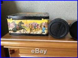 Vintage Planet Of The Apes Lunchbox And Thermos