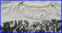 Vintage Planet Of The Apes Movie Promo Shirt XL Distressed Personal Collection