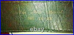 Vintage Planet of the Apes General Urko Belt & Buckle 1967 Rare