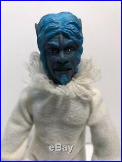 Vintage Tomland Yeti Abominable Snowman Action Figure Worlds Greatest Monsters