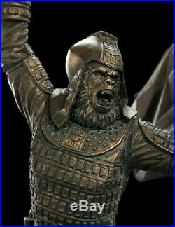 WETA Planet of the Apes GENERAL URSUS Statue not sideshow