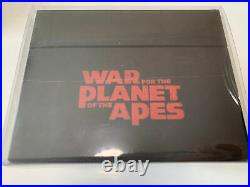 War For Planet Of The Apes Maniacs Boxset 4K UHD Blu-ray SteelBook Filmarena
