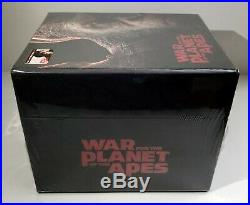 War For The Planet Of The Apes 4k Uhd+ 3d+2d Blu-ray Maniacs Boxset Filmarena