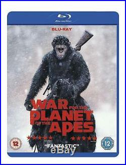 War For The Planet Of The Apes (Blu-ray) Andy Serkis, Woody Harrelson