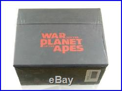 War for the Planet of the Apes 4K+3D+Blu-ray Steelbooks FilmArena Maniacs #341