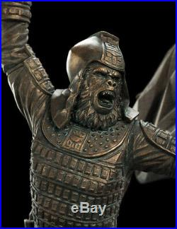 Weta General Ursus 16 Scale Statue Sold Out Brand New Planet Of The Apes
