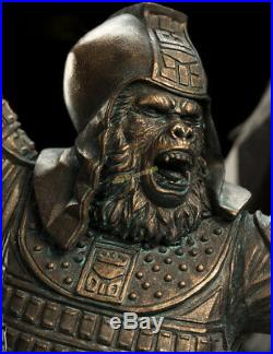 Weta Planet of the Apes GENERAL URSUS Statue Limited Figurine Model In Stock