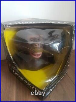 WowWee Chimpanzee Alive Animatronic Life Like Chimp Robot Monkey with Remote