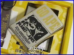 Zippo Planet Of The Ape Movie Japan Limited Edition Cornelius 04633